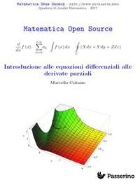 Cover Introduzione alle equazioni differenziali alle derivate parziali
