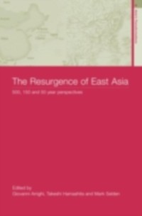 Cover Resurgence of East Asia