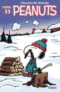 Cover Peanuts #23