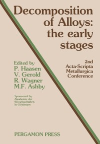 Cover Decomposition of Alloys: The Early Stages