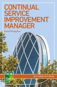 Cover Continual Service Improvement Manager