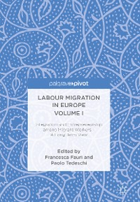 Cover Labour Migration in Europe Volume I
