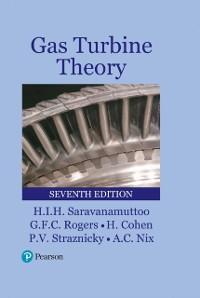Cover Gas Turbine Theory