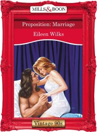 Cover Proposition: Marriage (Mills & Boon Vintage Desire)