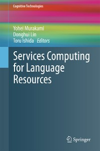 Cover Services Computing for Language Resources