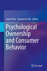 Cover Psychological Ownership and Consumer Behavior