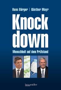 Cover Knockdown - Menschheit auf dem Prüfstand