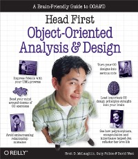 Cover Head First Object-Oriented Analysis and Design