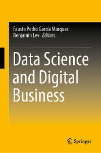 Cover Data Science and Digital Business