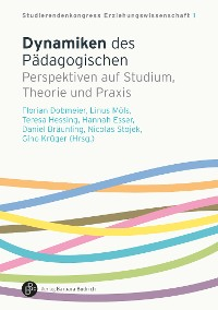 Cover Dynamiken des Pädagogischen