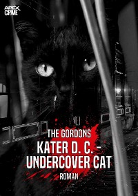 Cover KATER D. C. - UNDERCOVER CAT