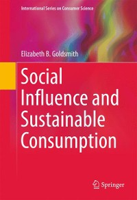 Cover Social Influence and Sustainable Consumption