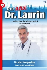 Cover Der neue Dr. Laurin 28 – Arztroman