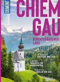 Cover DuMont BILDATLAS Chiemgau