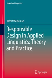 Cover Responsible Design in Applied Linguistics: Theory and Practice