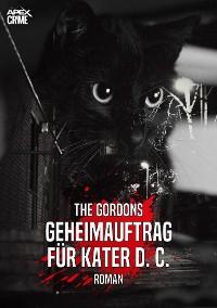 Cover GEHEIMAUFTRAG FÜR KATER D. C.
