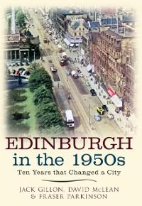 Cover Edinburgh in the 1950s