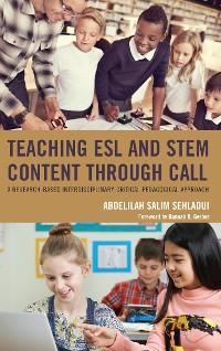 Cover Teaching ESL and STEM Content through CALL