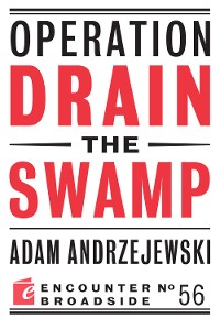 Cover Operation Drain the Swamp