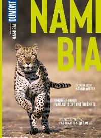 Cover DuMont BILDATLAS Namibia