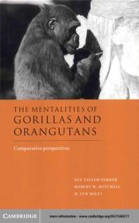 Cover Mentalities of Gorillas and Orangutans