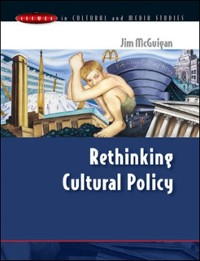 Cover Rethinking Cultural Policy