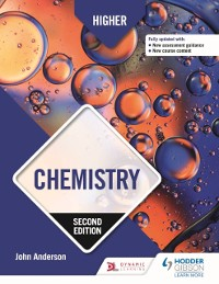 Cover Higher Chemistry: Second Edition