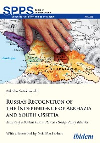 Cover Russia's Recognition of the Independence of Abkhazia and South Ossetia