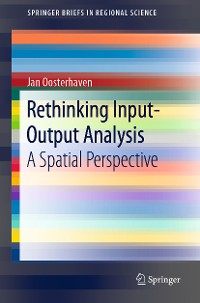 Cover Rethinking Input-Output Analysis