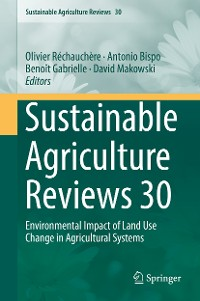 Cover Sustainable Agriculture Reviews 30