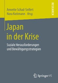 Cover Japan in der Krise