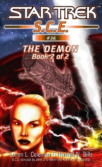 Cover Star Trek: The Demon Book 2