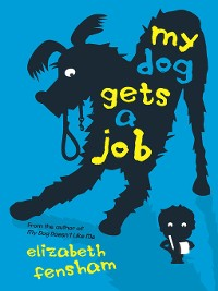 Cover My Dog Gets a Job