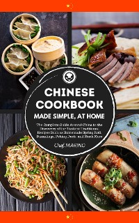 Cover Chinese Cookbook - Made Simple, at Home