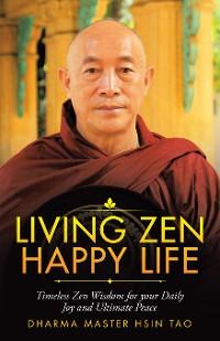 Cover Living Zen Happy Life