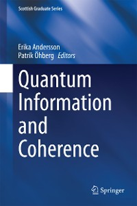 Cover Quantum Information and Coherence