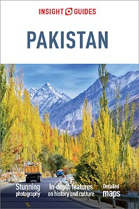 Cover Insight Guides Pakistan (Travel Guide eBook)