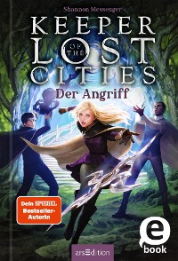 Cover Keeper of the Lost Cities - Der Angriff (Keeper of the Lost Cities 7)