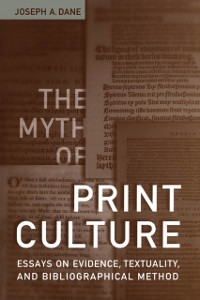 Cover Myth of Print Culture
