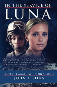 Cover In the Service of Luna