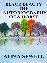Cover Black Beauty - the autobiography of a horse