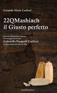 Cover 22QMashiach - Il Giusto perfetto