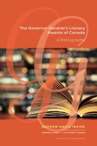 Cover Governor General's Literary Awards of Canada