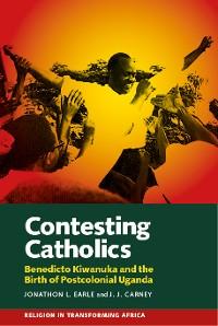 Cover Contesting Catholics