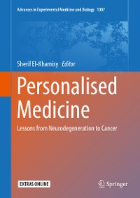 Cover Personalised Medicine