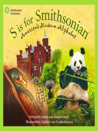 Cover S is for Smithsonian