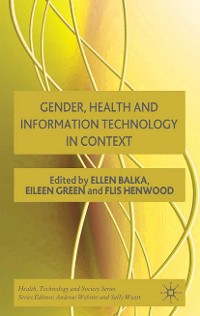 Cover Gender, Health and Information Technology in Context