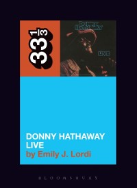 Cover Donny Hathaway's Donny Hathaway Live