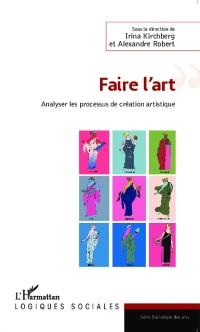 Cover Faire l'art