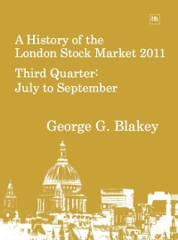 Cover History of the London Stock Market 2011